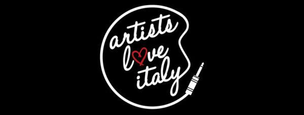 Artist love Italy