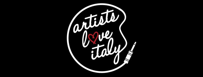 Artist-love-Italy